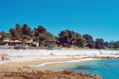 Les plages de Cavalaire sur mer