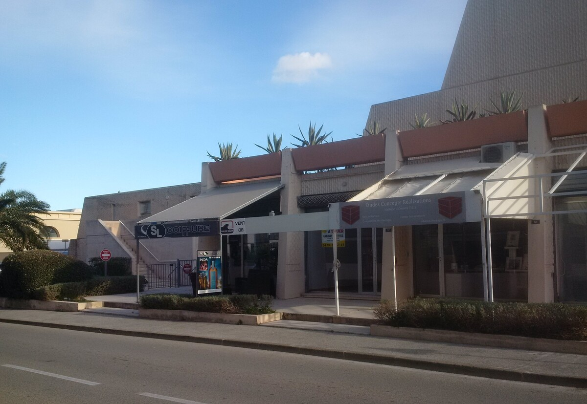 Local commercial - Cavalaire-sur-Mer