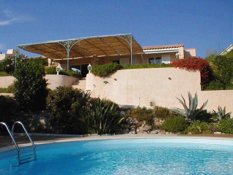 LES EMERAUDES Villa avec piscine LA CROIX VALMER