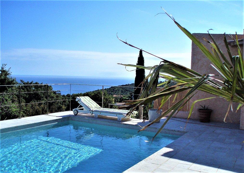 Charmant Location Belle Villa Pour 8 Personnes Avec Piscine Et Vue Mer Panoramique